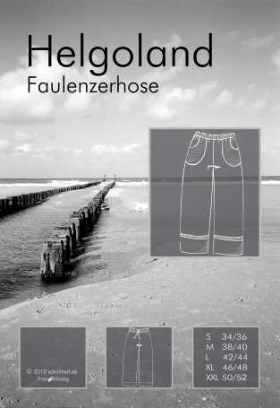 Farbenmix Schnittmuster - Helgoland