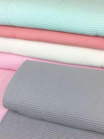 Waffelpiqué - verschiedene Farben