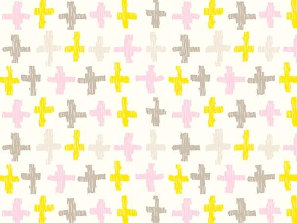 Baumwolle Stoff - Wonderful Things - Joy Crossroads Pastel