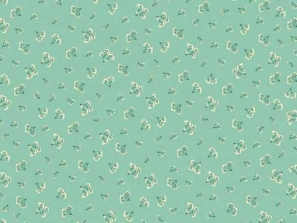 Baumwolle Stoff - Fabulous Breath Mint