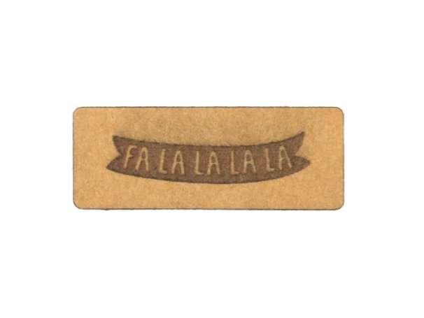 SnaPpap Label - FALALALALA