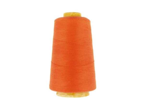 Overlock Garn - orange