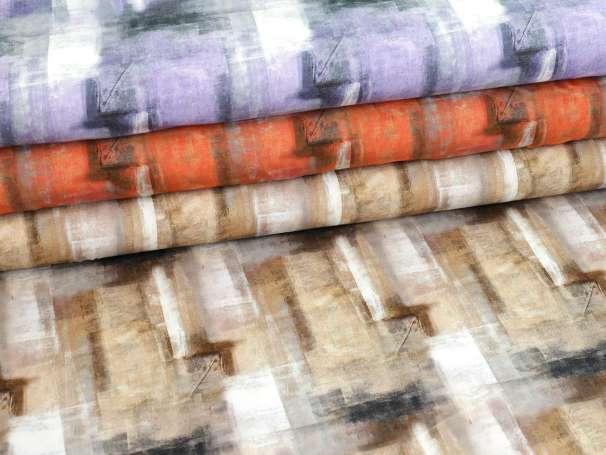 Jersey Stoff - Abstrakt - verschiedene Farben