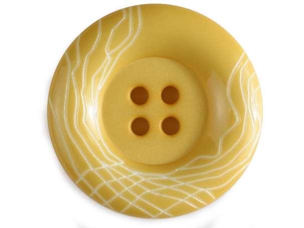 Modeknopf 18mm - gelb