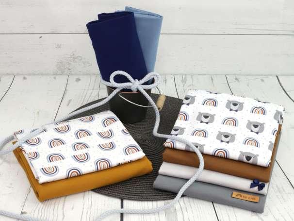 Jersey Stoff - Little Bear Serie & Kombistoffe