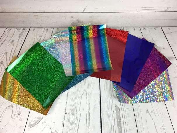 Fashion Plotterfolie - DIN A4 - verschiedene Farben
