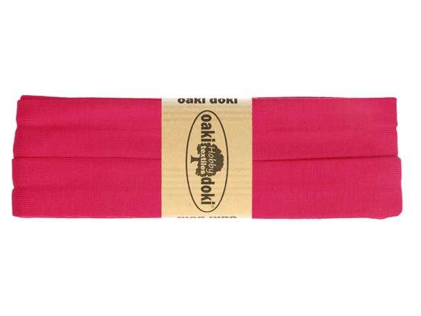 3m Jersey Schrägband - Viskose - 917 pink
