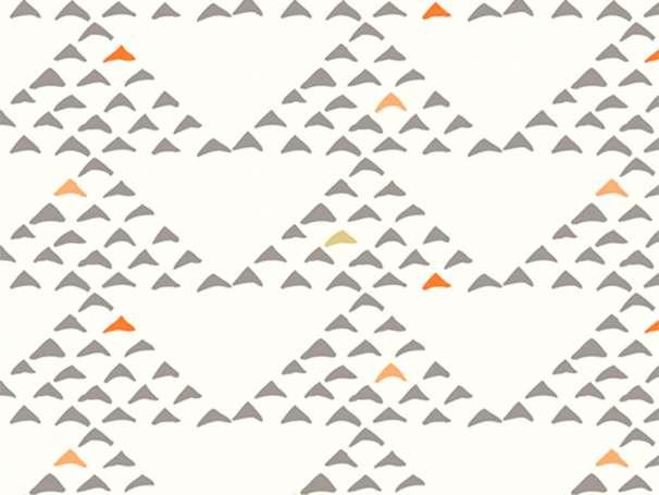 Baumwolle Stoff - Tapestry - Destination Flock