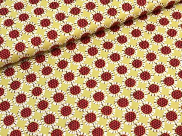 Baumwolle Stoff - New Forest - Blumen