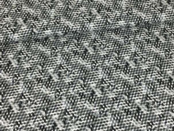 Baumwolle Stoff - Vivid