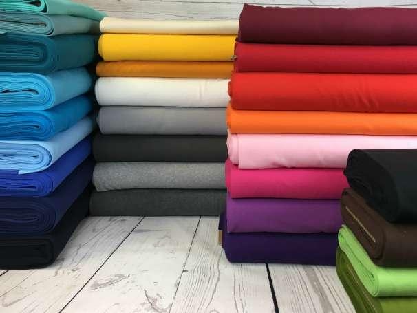 Glattes Bündchen - Verschiedene Farben