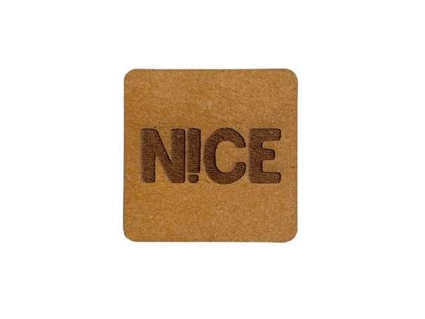 SnaPpap Label - Quadrat - N!CE