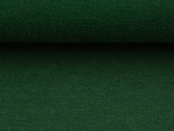 French Terry - dunkelgrün