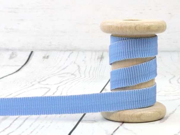 Gurtband - 15mm - hellblau