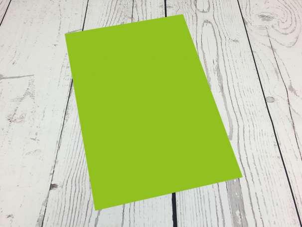 Powerflex Plotterfolie - DIN A4 - apfelgrün