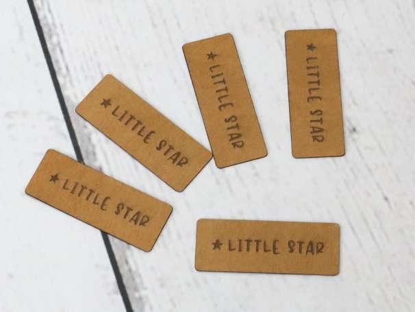 SnaPpap Label - Stern, Little Star