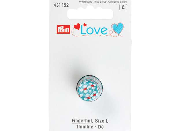 Prym Love Fingerhut, L