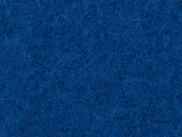 Wollstoff - Walk - royalblau