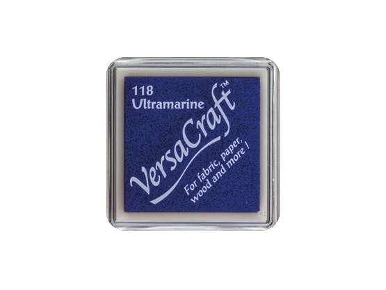 Stempelkissen für Stoff - Versa Craft - 118 Ultramarine
