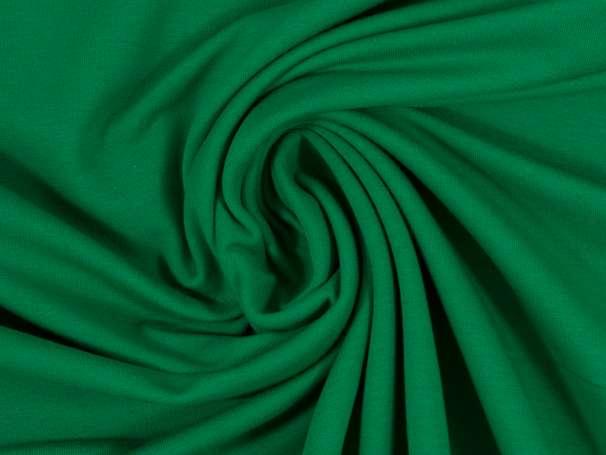 French Terry - grasgrün