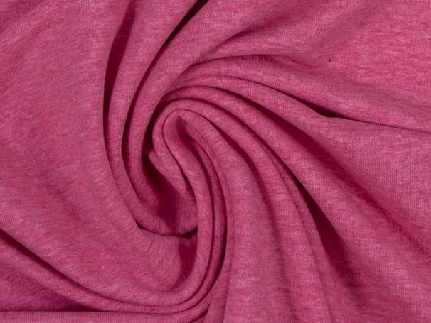 Uni Jersey - Vanessa - pink meliert
