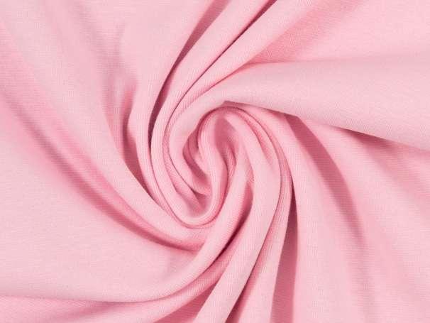 Glattes Bündchen - rosa