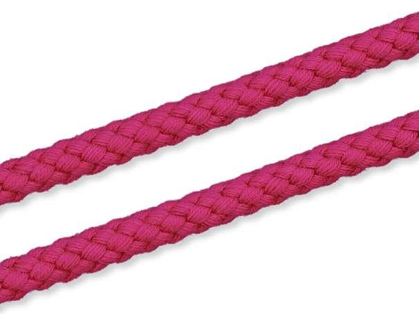 Kordel Baumwolle - 8 mm - pink