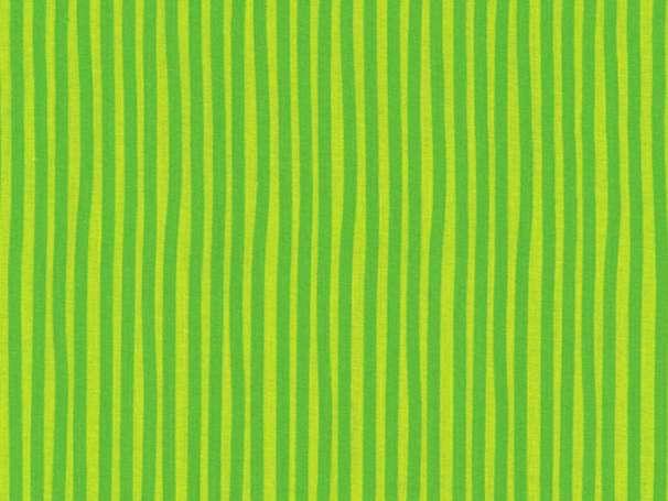 Westfalenstoffe - JUNGE LINIE - Streifen, limegrün
