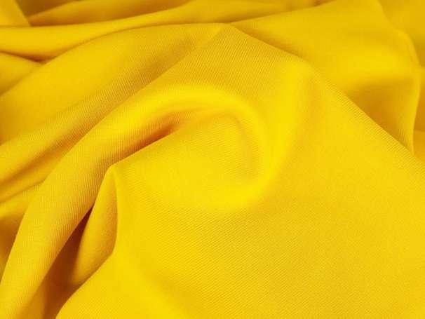 Sweat Stoff - gelb