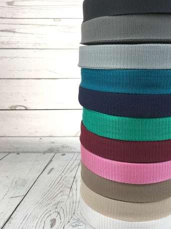 Gurtband - verschiedene Farben