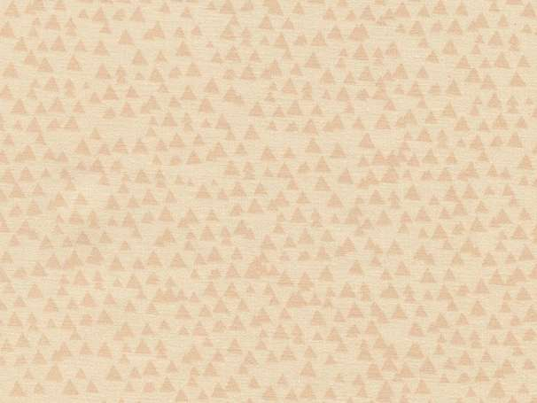 Baumwolle Stoff - Tonal Triangles Shell