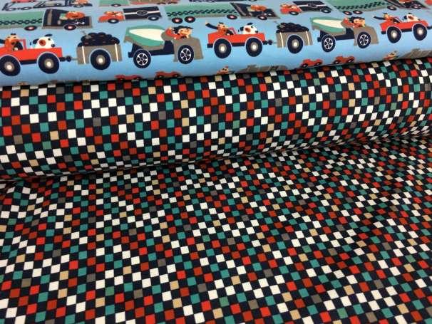 Jersey Eigenproduktion - Truck Dudes und Kombistoff