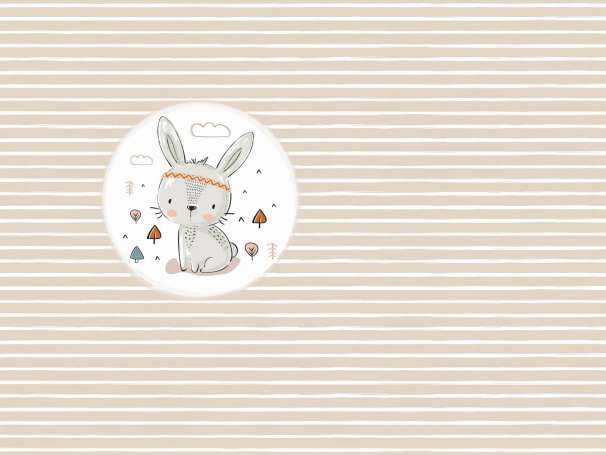 Jersey Stoff - PANEL - Little One