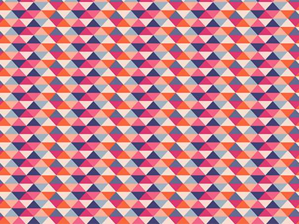 Baumwolle Stoff - Art District Fusion - Tripixels