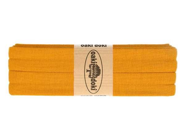 3m Jersey Schrägband - Viskose - 950 goldgelb