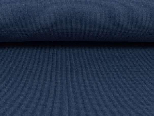 Bündchen - jeansblau