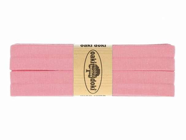 3m Jersey Schrägband - Viskose - 016 rosa
