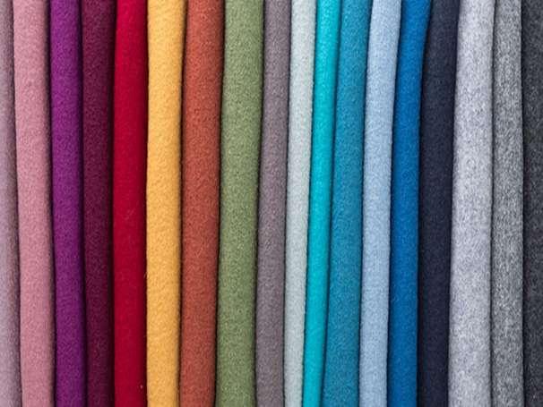 Wollstoff - Walk - verschiedene Farben