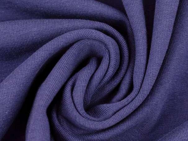 French Terry - HW 20-21 - violettblau