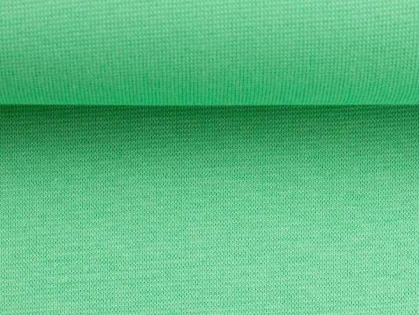 Bündchenstoff - pfefferminze