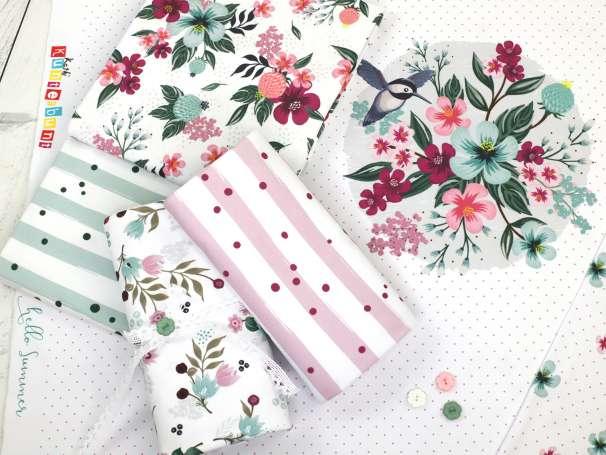 Sprinkle Stripes & Kombistoffe