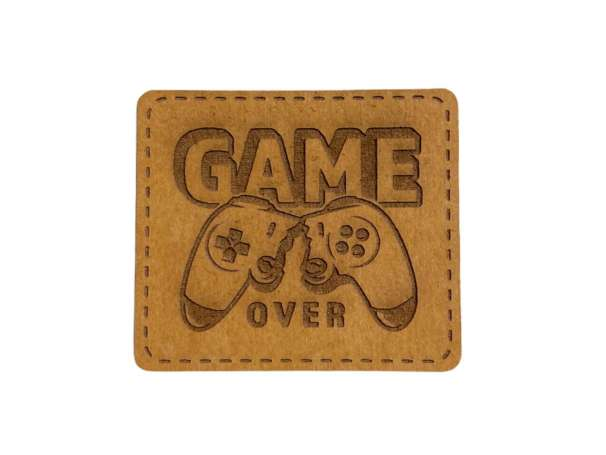 SnaPpap Label - GAME OVER