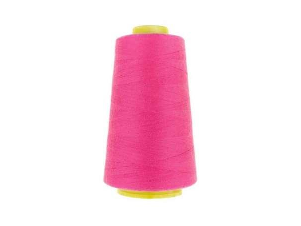 Overlock Garn - pink