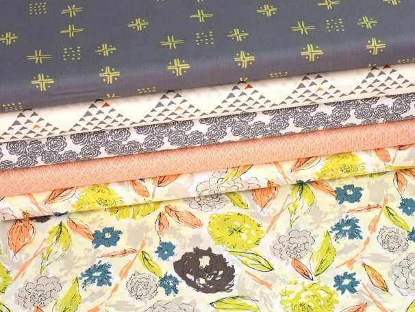 Baumwolle Stoff - Tapestry - Serie