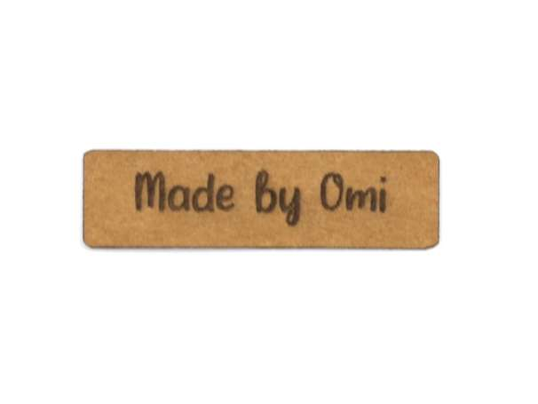 SnaPpap Label - Made by Omi
