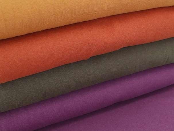 Bündchenstoff - verschiedene Farben