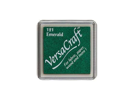 Stempelkissen für Stoff - Versa Craft - 121 Emerald