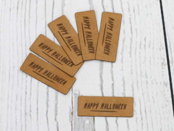 SnaPpap Label - Happy Halloween
