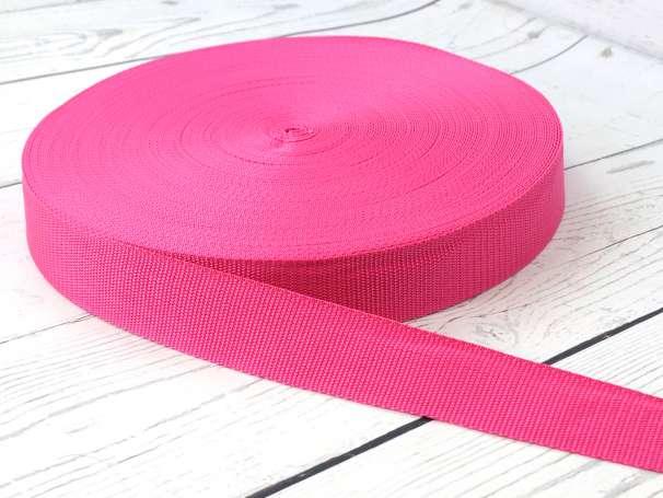 Gurtband - 40mm - pink