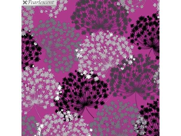 Baumwolle Stoff - Midnight Wildflower